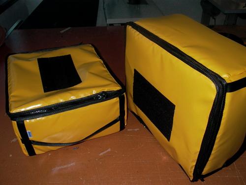Bolsas de estiba apilables