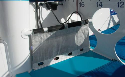 estructuras para barcos de regata