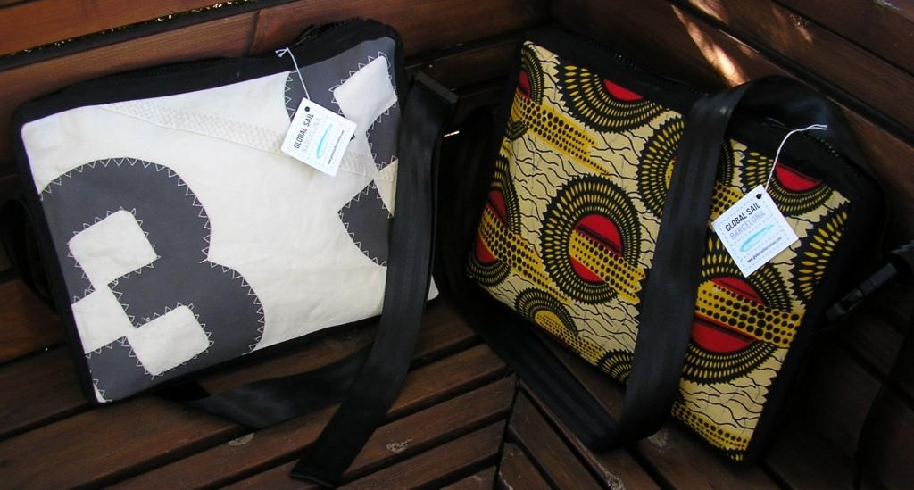 Nuevas bolsas recicladas