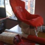 tapissat de seient